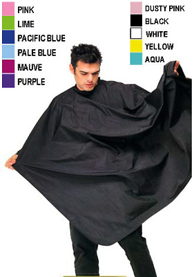 Wahl Polyester Haircutting Salon Barber Cape WP3012 5-Colours