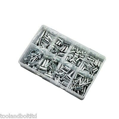 "Assorted Box Kit Clevis Pins -  Size 3/16"" - 3/8"" And M6 - Bzp"