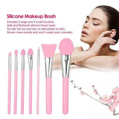 12 PCS Makeup Brush Cosmetic Brushes Tool Set Kit with Cup Holder Case 4 Colors