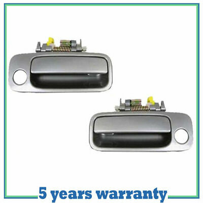 NoMoreBreaking For 97 Toyota Camry Outside Door Handle Gray 1B2 DH39 B445 B446