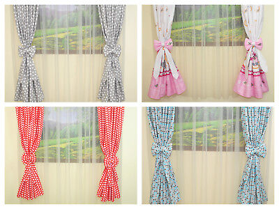 Nursery Baby Room CURTAINS/ SET 2 PCS/ BABY DESIGN