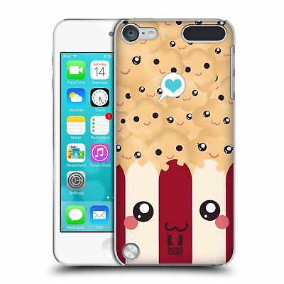 HEAD CASE DESIGNS KAWAII POPCORN BACK CASE COVER FOR APPLE iPOD TOUCH 5G 5TH GEN