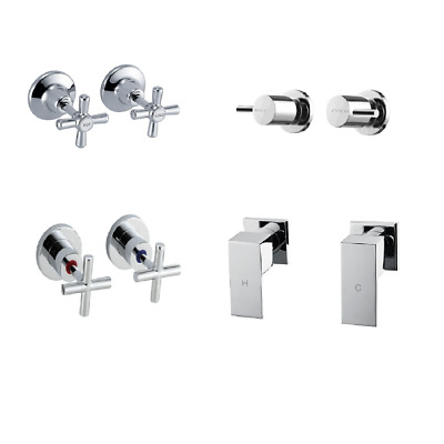 Wels Bathroom Wall Tap Set - All Designs Cheapest Prices - Faucet / Top/ Taps