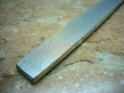 "10"" inch 250mm long THK Diamond Coated FLAT File Grit 300 fine"