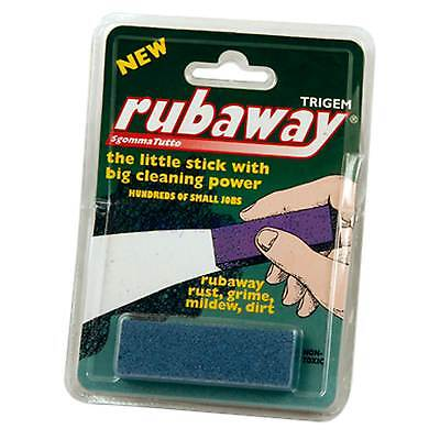 Abrasive Rubber Cleaning Block Rub Away Really Useful Ideal For Scalextric Track