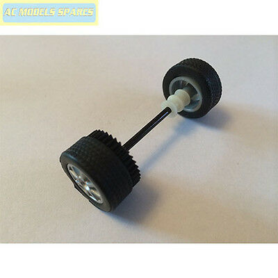W8793 Scalextric Spare Rear Axle Assembly TVR T400