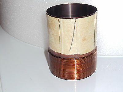 """3"""" Dual 3 Ohm Voice Coil 4 Layers  080149"""