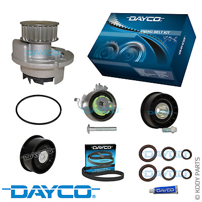 DAYCO TIMING BELT KIT & WATER PUMP - for Astra 1.8L X18XE Z18XE TS AH KTBA093P