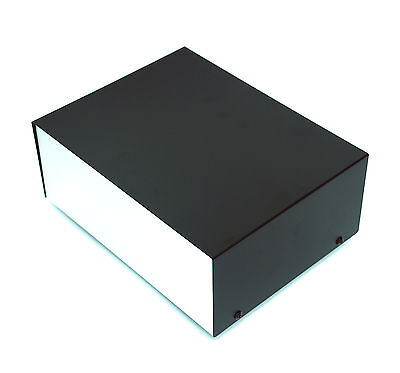 1pc Metal Cabinet Project Box Enclosure case HB-205 129.5x104.5x56mm LxWxH