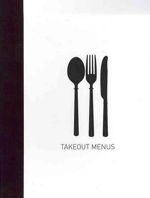 Take Out Menu Folder - Spoons by New Holland Publishers Hardcover Book (English)
