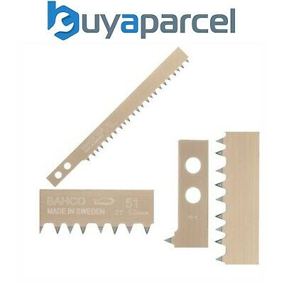 Bahco 23-24 raker tooth hp bowsaw blade 24In