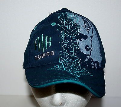 Rare Avitar The Last Airbender Air Nomad Boys Cap Hat New Tags NOS 2010