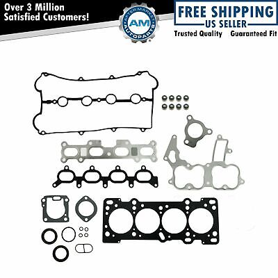 Head Gasket Set Kit for Ford Escort Mercury Tracer Mazda Miata MX5 Protege 1.8L