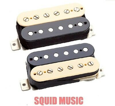 Seymour Duncan Vintage Blues SH-1 + SH-1N  '59 Zebra Set FREE WORLDWIDE SHIPPING