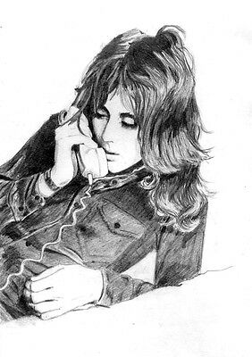 Roger Taylor 02 (Queen) Glossy Art Print