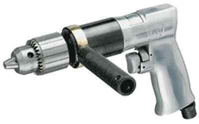 "Ingersoll-Rand 1/2"" Reversible Heavy Duty Air Drill - IR7803RA"