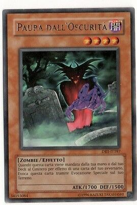 Paura dall'Oscurità DR1-IT187 Carte Yu-Gi-Oh! RARA