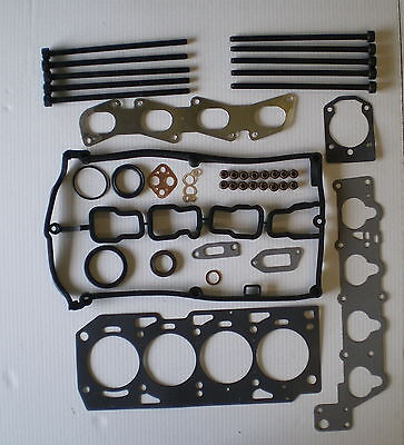 HEAD GASKET SET BOLTS ALFA ROMEO 147 156 1.6 16V 01 on VRS 321.03 321.04 372.03