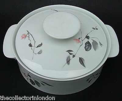 Thomas China Germany Quince Pattern Vegetable Serving Tureen & Lid 24.5cm in VGC