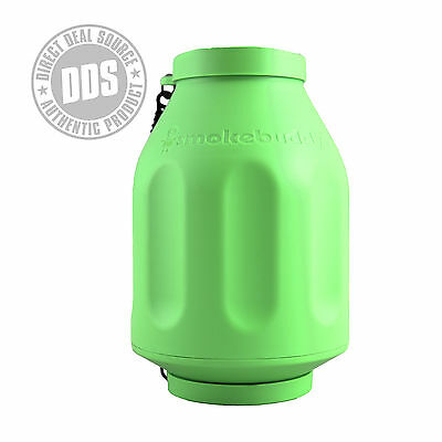 Lime Green Smoke Buddy Personal Air Purifier Cleaner w/ Key Chain +FREE SHIPPING
