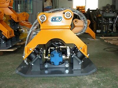 Hydraulic Compactor Plate/pc200 Excavator Compactor Plate