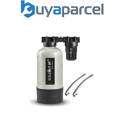 Monarch Scaleout SXP15 - Water Softener Alternative + 15mm Hoses + Install Kit
