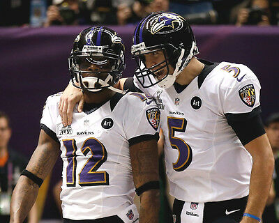 Ravens (Joe Flacco Quater Back) Superbowl2013 02 American Football Photo Print