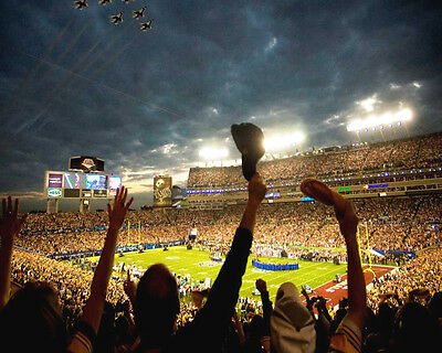 Superbowl 2013 Stadium 05 American Football Photo Print