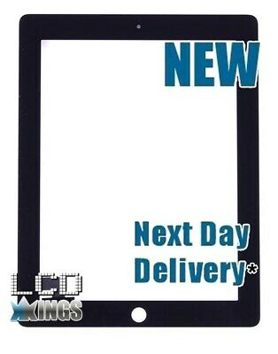 New Apple iPad 2 A1395 A1396 A1397 Touch Screen Digitizer Glass - Black
