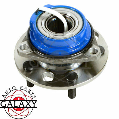 PAIR Chevy Buick Cadillac FWD ABS Front Wheel Hub & Bearing Assembly