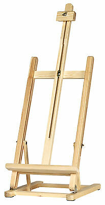 TABLE TOP DISPLAY EASEL (800MM-1040MM HIGH) ARTIST ART CRAFT- PINE WOOD Wooden