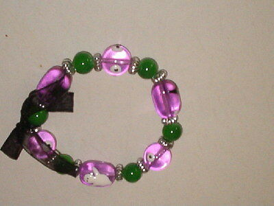 HALLOWEEN STRETCH BRACELET     GREAT FOR HALLOWEEN!   H3