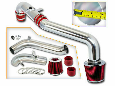 BCP RED 08-12 Scion xB xb 2.4L Cold Air Intake Induction Kit + Filter