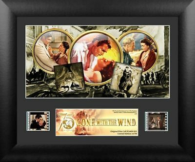 Gone with the Wind 75th Anniversary Series 1 Mounted Filmcell Collectible