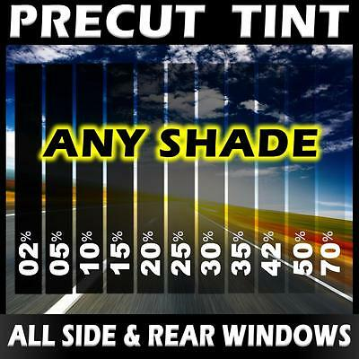 PreCut Window Film for Jaguar X Type Sedan 2002-2006 - Any Tint Shade VLT