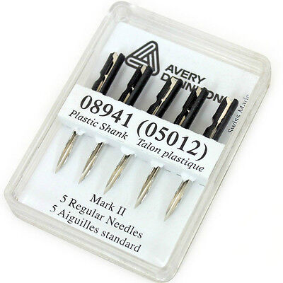 Avery Dennison Regular Tagging Gun Needles, Mark Ii, Standard, Free P&p