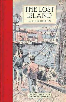The Lost Island by Eilis Dillon Hardcover Book (English)