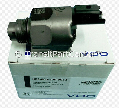 BRAND NEW FUEL INJECTION PUMP INLET METERING VALVE FORD TRANSIT CONNECT TDCI