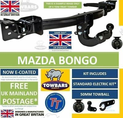 Towbar for Mazda Bongo Friendee 1992on Tow Bar Complete Kit & Ford Freda