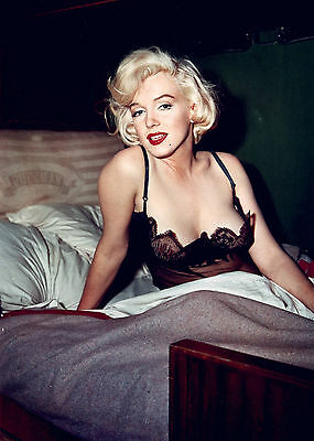 MARILYN MONROE ...Some Like It Hot..Vintage Movie Still Poster A1 A2 A3 A4 Sizes