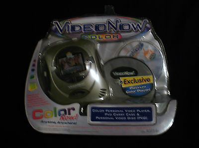 VideoNow Color - Personal Video Player