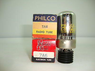 7A6 Tube. Nos / Nib. Mixed Brands.  Rc12.