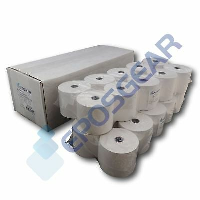 80 57mm x 70mm 57x70mm Thermal Paper Cash Register Till Printer Receipt Rolls