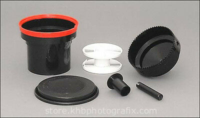 New Paterson Super System 4 35mm Developing Tank & Reel