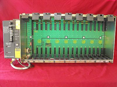 1771-pa 120/220 volt power supply and chassis