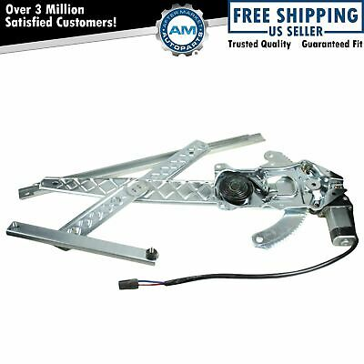 Power Window Regulator w/ Motor Front Driver Side Left LH for Ford Expedition