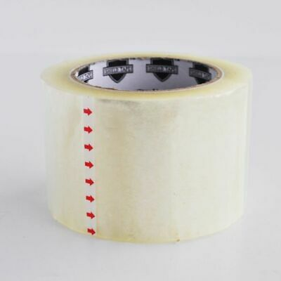"2"" x 55 Yards Clear Packing Tape Carton Sealing 1.8 Mil 72 Rolls (2 Cases)"