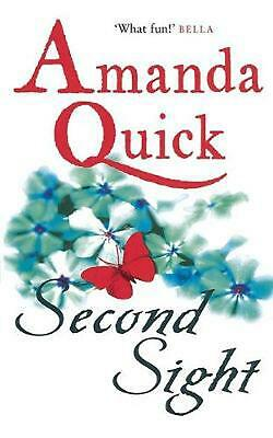 Second Sight: Number 1 in series by Amanda Quick (English) Paperback Book Free S