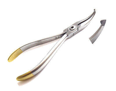 Dental supply instruments Orthodontics Band forming and ligature pliers How CE