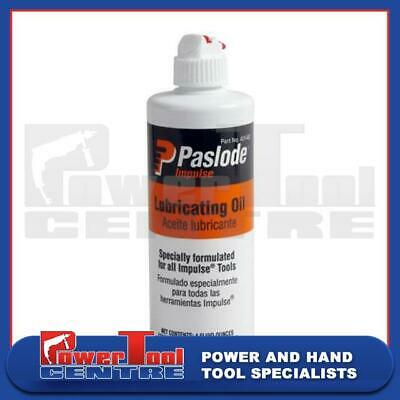 Paslode Impulse Cordless Gas Nailer Lubricating Service Oil 4oz 401482
